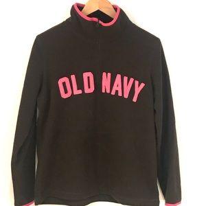 Old Navy Fleece Sweater